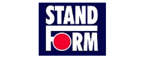 Standform transparent